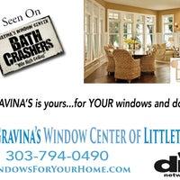 Photo taken at Gravina's Window Center of Littleton by Gravina's Window Center of Littleton on 9/30/2014