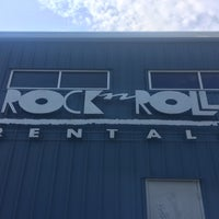 Photo taken at Rock n Roll Rentals by Tina R. on 5/30/2014
