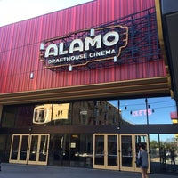 Photo taken at Alamo Drafthouse Cinema – South Lamar by Tina R. on 3/29/2015
