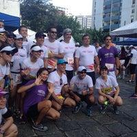 Photo taken at Corrida da Fogueira by Priscilla S. on 6/8/2014