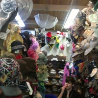 Photo taken at Berkeley Hat Company by Jeff E. on 2/11/2013