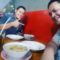 Photo taken at Soto Kaki Sapi Betawi 'Pak Jamsari' by feizal on 7/26/2016