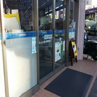 Photo taken at ローソン 西大島駅前店 by kazunoko ㌠. on 1/13/2015