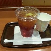 Photo taken at カフェ・ベローチェ 一番町店 by kazunoko ㌠. on 4/27/2014