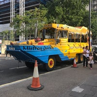 Photo taken at London Duck Tours by Vadim S. on 8/13/2017