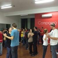 Photo taken at Compasso Dança by Renata D. on 4/16/2014
