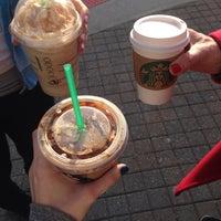 Photo taken at Starbucks by Vanessa A. on 3/8/2014
