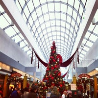 Photo taken at Oakridge Centre by Lawrence C. on 12/21/2012