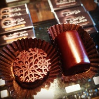 Photo taken at Dark Side Chocolates by Lawrence C. on 1/24/2015