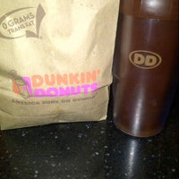Photo taken at Dunkin' Donuts by BoNeSDaHaTeD1 on 11/9/2012