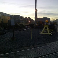 Photo taken at MTA Pelham Maintenance Shop by BoNeSDaHaTeD1 on 11/15/2012