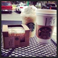 Photo taken at Starbucks by Trish M. on 3/7/2014