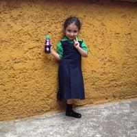 Photo taken at Centro Educativo Siglo XXI by David C. on 6/19/2014