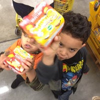 Photo taken at Food 4 Less by ʍǝp p. on 2/28/2014