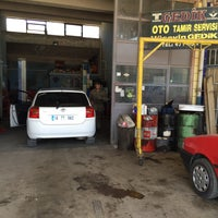 Photo taken at Gedik Auto Servisi by Hasan G. on 6/14/2015