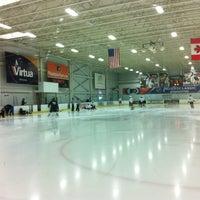 Photo taken at Virtua Center Flyers Skate Zone by Steve J. on 12/15/2012