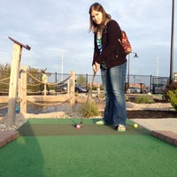 Photo taken at Putt N Play by Chris W. on 4/27/2013