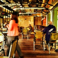 Photo taken at Colectivo Coffee by Angela Q. on 7/1/2013