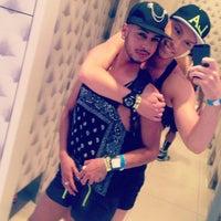 Photo taken at Vanity Nightclub VIP Room by Miles G. on 5/27/2013