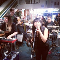 Photo taken at Zulu Records by Melanie S. on 4/21/2013
