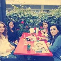 Photo taken at Benzin Cafe by Zeynep S. on 9/21/2014