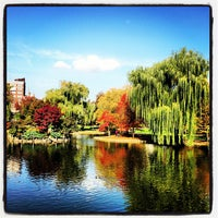 Photo prise au Boston Public Garden par Kevin B. le10/27/2012