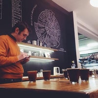 Photo taken at Industra by Coffeefest Slovakia on 1/8/2014