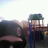 Photo taken at Goose Egg Park by Sim C. on 10/28/2012