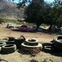 Photo taken at Autodromo Corcolen by Patricio L. on 3/9/2014