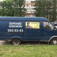 "Photo taken at Стоянка ""Бельведер"" by Антон О. on 6/18/2017"