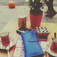 Photo taken at Teleffon Çay Evi by Zeynep K. on 10/18/2014