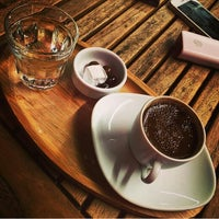 Photo taken at Saklı Bahçe Cafe by Çilem A. on 3/20/2015