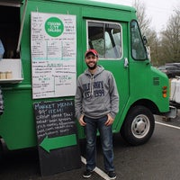 Photo taken at StrEAT Food Cart Festival by  Junior .. on 1/19/2014