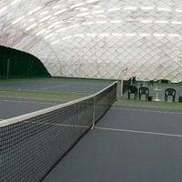 Das Foto wurde bei Теннисный корт Кадет von Алексей Л. am 2/16/2014 aufgenommen