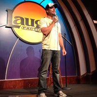 Photo taken at Laugh Factory by Luis C. on 3/23/2013