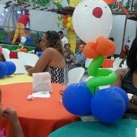Photo taken at Super Jungle Festas by Lilian S. on 10/18/2014