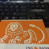 Photo taken at ING Bank by Gizem Ü. on 8/27/2015