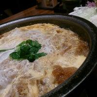 Photo taken at Tonkatsu Wako by Genyosi T. on 8/31/2014