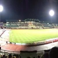 Photo taken at Stadium Darul Aman by FarooqFairuz's on 2/26/2013