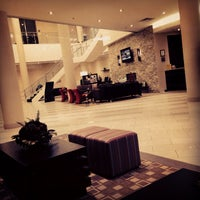 Photo taken at Four Points by Sheraton London by Sandra P. on 10/16/2013