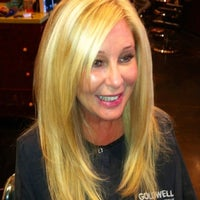 Photo taken at Capelli Salon by Connie K. on 1/22/2013