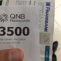 Photo taken at Finansbank Ümraniye Sanayi Subesi by Emre A. on 12/12/2016