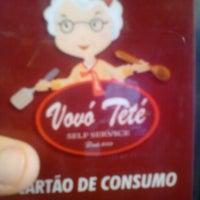 Foto tirada no(a) Restaurante Vovó Teté por Ricardo O. em 6/10/2014