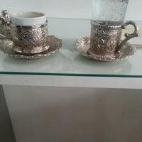 Photo taken at Emrah's Guzellik Salonu by Funda T. on 6/14/2014