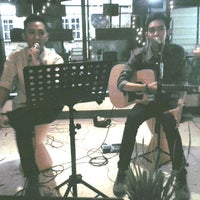 Photo taken at Warung Pasta by indri r. on 4/21/2013