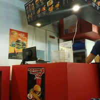 Photo taken at Bypass Burger™ by Ria 리야 A. on 2/18/2016