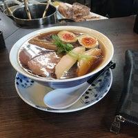 4/29/2018にhiro S.がらぁ麺 紫陽花で撮った写真