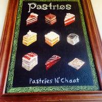 Photo taken at Pastries N Chat by Ashitha R. on 6/20/2014