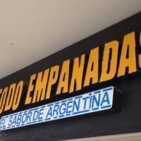 Photo taken at Todo Empanadas by Pedro B. on 5/21/2015