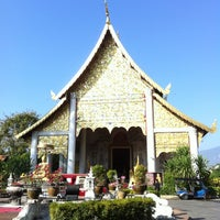 Photo taken at Wat Chedi Luang Varavihara by วรพล ช. on 1/12/2013